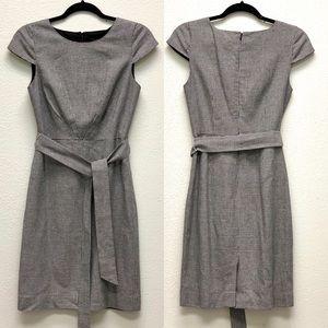 J. Crew Size 2 Blk/Wht Dress 🤍🖤